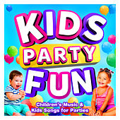 Kids Party Fun - Childrens Songs For Parties by Nursey Ryhmes ABC
