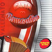 Vallenato Canta Romántico (En Vivo) by Various Artists