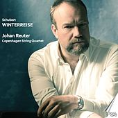 Schubert: Winterreise by Johan Reuter
