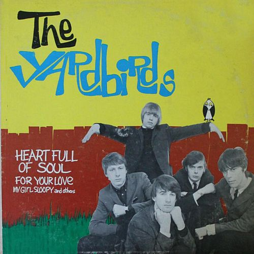 Heart Full of Soul by The Yardbirds