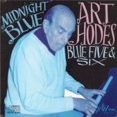 Midnight Blue by Art Hodes