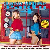 Latin House Party 4 by Various Artists