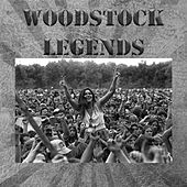 Woodstock Legends by Various Artists