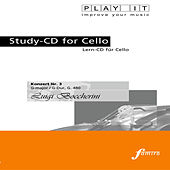 PLAY IT - Study-CD for Cello: Luigi Boccherini, Konzert Nr. 3, G major / G-Dur, G. 480 by Various Artists