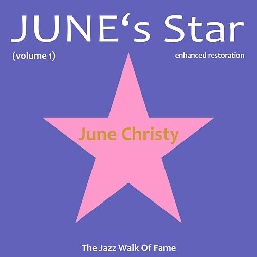 June's Star, Vol. 1 by June Christy