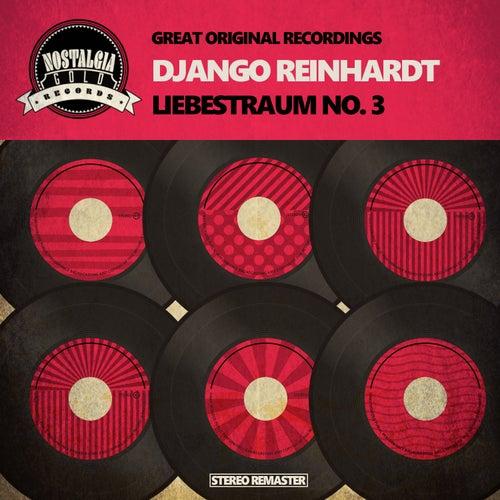 Liebestraum No. 3 von Django Reinhardt