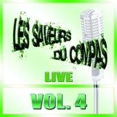 Saveurs du compas, vol. 4 (Live) by Various Artists