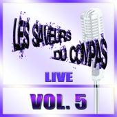 Saveurs du compas, vol. 5 (Live) by Various Artists