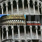 Voci d'italia (The musicotheque) by Various Artists