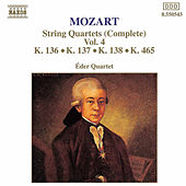 String Quartets (Complete) Vol. 4 by Wolfgang Amadeus Mozart