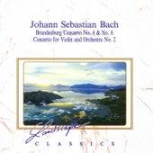 Johann Sebastian Bach: Brandenburgisches Konzert Nr. 4 & Nr. 6 - Konzert für Violine & Or by Various Artists