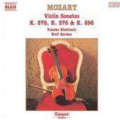 Violin Sonatas by Wolfgang Amadeus Mozart