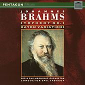 Brahms: Symphony No. 3 - Haydn Variations by Sofia Philharmonic Orchestra