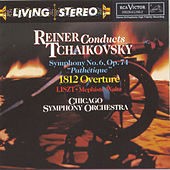 Reiner Conducts Tchaikovsky, Liszt by Various Artists