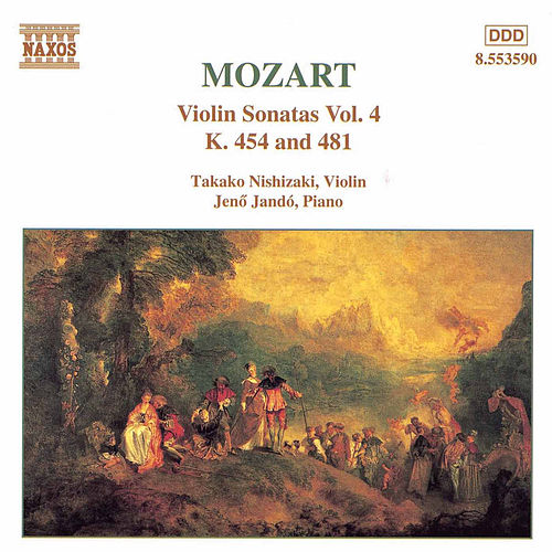 Violin Sonatas Nos. 13 and 14 by Wolfgang Amadeus Mozart