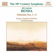 Sinfonias Nos. 1-6 by Jiri Antonin Benda