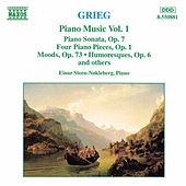 Piano Music Vol. 1 by Edvard Grieg