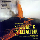 Slack Key & Steel Guitar Instrumentals, Volume I by Maile Serenaders