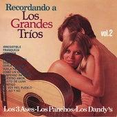 Recordando a Los Grandes Tríos Vol. 2 by Various Artists