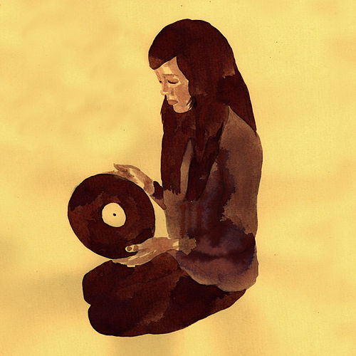 Hey Doll Baby b/w Miles Apart by Vetiver