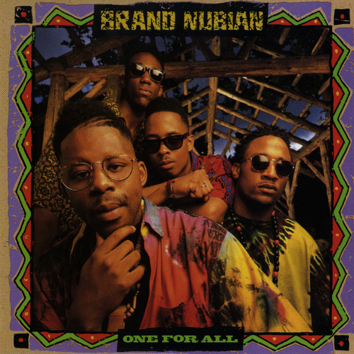 One For All by Brand Nubian