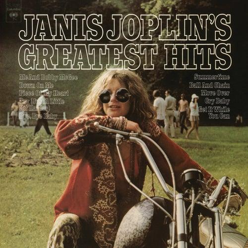 Janis Joplin's Greatest Hits by Janis Joplin