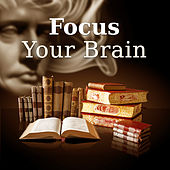 Focus Your Brain – Music for Study, Clear Mind on Exam, Deep Concentration, Easy Learning, Mozart, Bach by Brain Images Collective