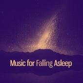 Music for Falling Asleep – Calming Sounds of Nature, Soothing Rain, Ocean Waves for Calm Down, Deep Relax & Good Night, Easily Fall Asleep by Deep Sleep Meditation
