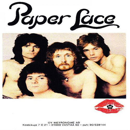 I Think I'm Gonna Like it ( 40th anniversary release ) Lost Love by Paper Lace