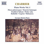 Piano Works Vol. 1 by Emmanuel Chabrier