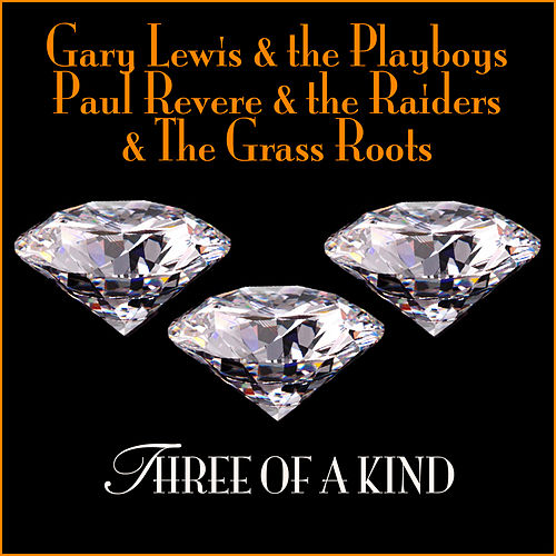 Three Of A Kind by Various Artists