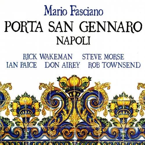 Porta San Gennaro Napoli by Mario Fasciano