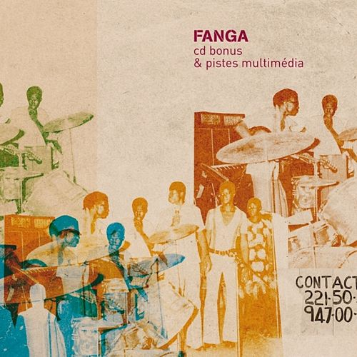 Cd bonus by Fanga