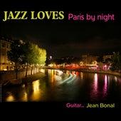 Jazz loves Paris-by-night - Guitar trio Jean Bonal by Jean Bonal