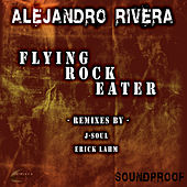 Flying Rock Eater by Alejandro Rivera