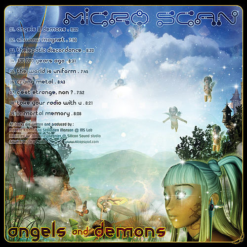 Angels and Demons by Micro Scan