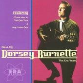 The Best Of Dorsey Burnette - The Era Years by Dorsey Burnette