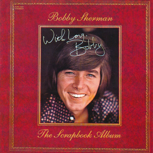 With Love, Bobby by Bobby Sherman