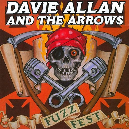 Fuzz Fest von Davie Allan & the Arrows