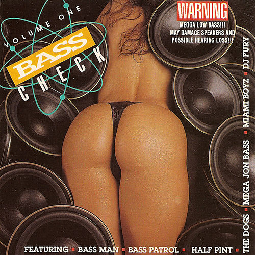 Bass Check Vol 1 by Various Artists