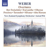WEBER: Overtures by Antoni Wit