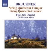 BRUCKNER, A.: String Quintet in F major / String Quartet in C minor / Intermezzo / Rondo (Fine Arts Quartet) by Various Artists