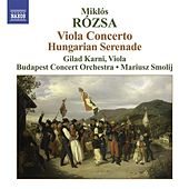 ROZSA, M: 3 Hungarian Sketches / Viola Concerto / Hungarian Serenade (Smolij) by Various Artists