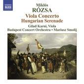 ROZSA, M: 3 Hungarian Sketches / Viola Concerto / Hungarian Serenade (Smolij) by Various Artists