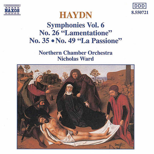 Symphonies Nos. 26, 35 & 49 by Franz Joseph Haydn