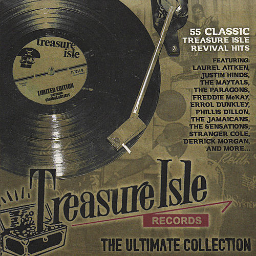 Treasure Isle Records - The Ultimate Collection by Various Artists