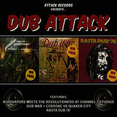 Dub Attack by The Aggrovators