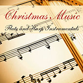 Christmas Music: Flute & Harp Instrumentals by Music-Themes