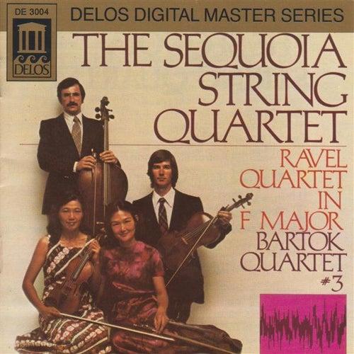 RAVEL, M.: String Quartet in F major / BARTOK, B.: String Quartet No. 3 (Sequoia String Quartet) by Sequoia String Quartet