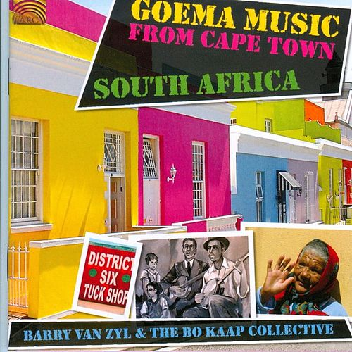Goema Music from Cape Town South Africa by Barry Van Zyl